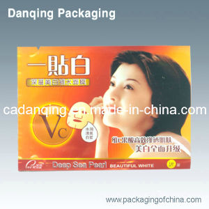 Cosmetic Plastic Packaging & Facial Mask Packaging Bags (DQ187) pictures & photos