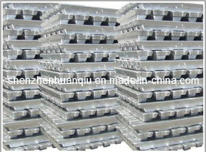 High Grade Aluminum Ingot with Competitive Price
