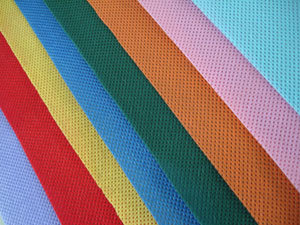 Colorful PP Spunbonded Nonwoven Fabric pictures & photos