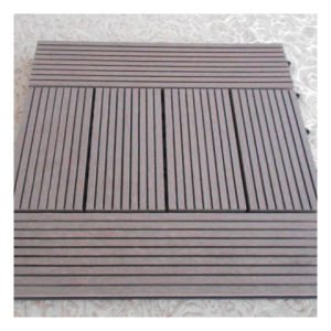 Sensu WPC DIY Decking Tiles with High Quality pictures & photos