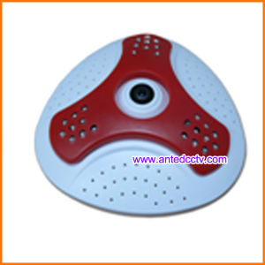 360 Degree Fisheye CCTV Dome Camera Ahd Tvi Cvi Cvbs Analog Hybrid Surveillance Camera pictures & photos