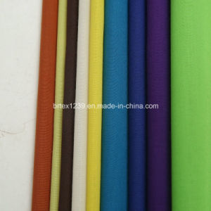 T/C Pongee Textile for African and South American Markets with Dyed and Bleached