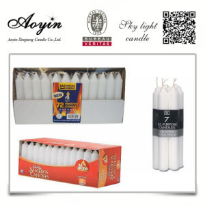 Hot Sale Stick White Candle/Candle/Velas/Bougies to Cambodia pictures & photos