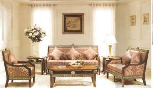 Hotel Furniture/Apartment Sofa/Restaurant Furniture/Luxury Hotel Sofa/Luxury Hotel Sitting Room Sofa (GLS-133) pictures & photos