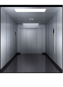 Freight Elevator with Strong Bearing Capability FUJI System Control pictures & photos