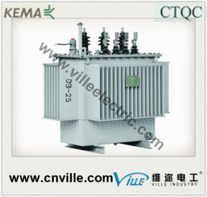 Three Phase Double Winding 20kv Distribution Transformers pictures & photos