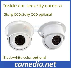 Waterproof & Night Vision CCD Inside Security Camera for Bus pictures & photos