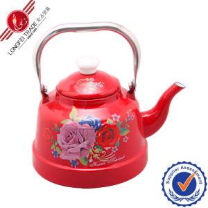 Enamel Teapot, Enamel Kettle, Enamelware, Enamel Iron Cast Teapot pictures & photos