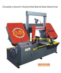 EMM D4240/60 Double Column Horizontal Metal Band Saw Machine
