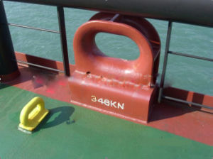 Marine Deck Mounted Closed Chock for Boat pictures & photos