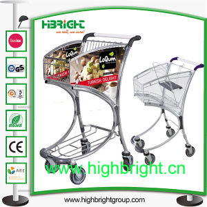Aluminum Alloy Airport Shopping Cart pictures & photos