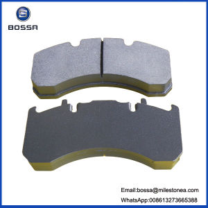 Truck Brake Pad Back Plate for Volvo Renault Wva29177 pictures & photos