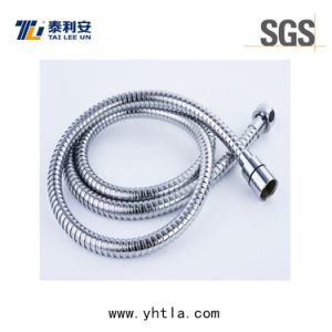 Stainless Steel Flexible Shower Hose (L1016-S) pictures & photos