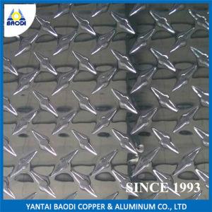 Aluminium Diamond Plate 1050 1060 1100 1200 pictures & photos