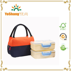 600d Material Lunch Bag Picnic Bag for Outdoor pictures & photos