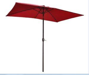 2X3m Square LED Umbrella Solar Umbrella pictures & photos