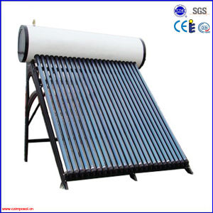 Solar Powered Water Tank Heater pictures & photos