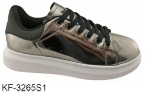 Classic Fashion Skate Sports Shoes/Mirror pictures & photos