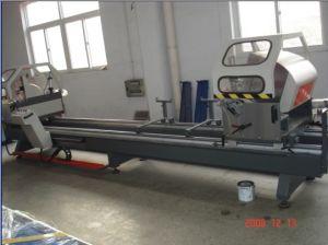 CNC Aluminum Profile Cutting Saw pictures & photos
