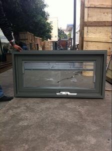 Australia Hot Design Awning Windows with Blind (CL-A349) pictures & photos