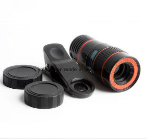 Zoom Lens 8X 12X Telescope for iPhone Telescope pictures & photos