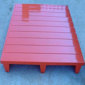 Factory Made Heavy Duty Stackable Steel Pallet with Cheap Price pictures & photos