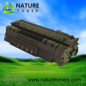 Black Printer Toner Cartridge for HP Q7553A pictures & photos