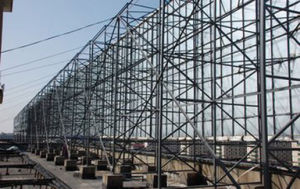China Direct Supplier Light Steel Structure Shed with Competitive Price pictures & photos