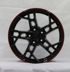 Alloy Wheel/Red Line/Newest Design/2017 New Design