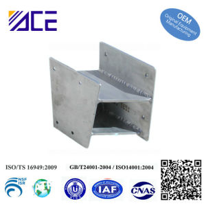 High Quality Stamping Welding Casting Parts Aluminium Cabinet pictures & photos