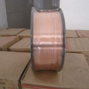 Gas Shielded Soild Core Welding Wire Er70s-6 pictures & photos