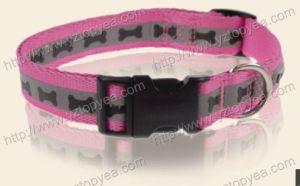 Reflective Printed Nylon Dog Collar, Pet Collar (YD127) pictures & photos