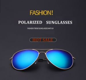 Hot Selling Famous Brand Name Sunglasses, Customized OEM (3025)