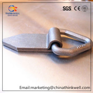 Drop Forged Lashing Link Triangular with Fold Over Plate pictures & photos