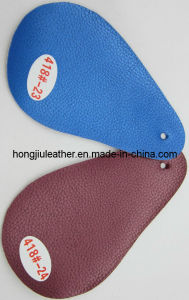 418 Series Car Seat PVC Leather with Pearly-Lustre pictures & photos