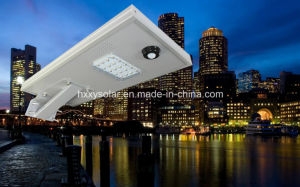 20W Waterproof IP65 Induction All in One Solar Street Light pictures & photos