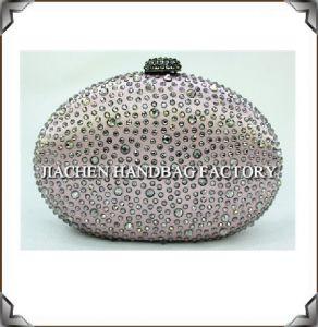 Ladies Evening Handbags Crystal Decoration (C3017)