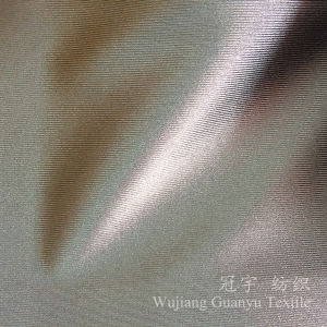 100% Polyester Imitation Silk Fabric for Curtain Upholstery pictures & photos