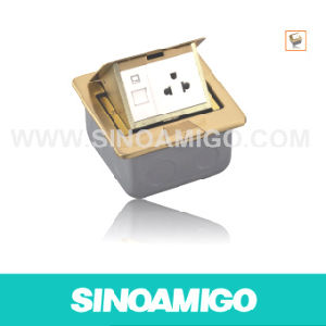Electric Conduct System Box /Floor Sockets pictures & photos