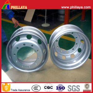 Auto/Semi Trailer Parts Steel Wheel Rim pictures & photos