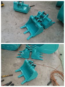 Standard Mini Bucket for 1t Excavator pictures & photos