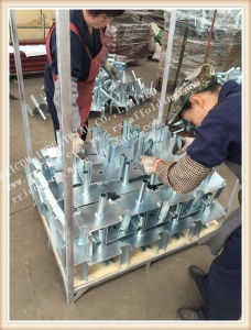 Galvanized Scaffolding Prop Forkhead for Formwork Use pictures & photos