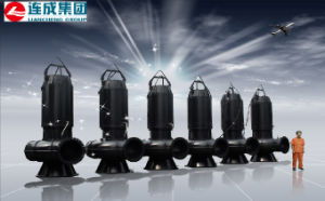 Wq Series Submersible Sewage Pump pictures & photos