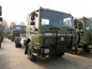 China 4X4 Cargo Truck (Chassis) pictures & photos