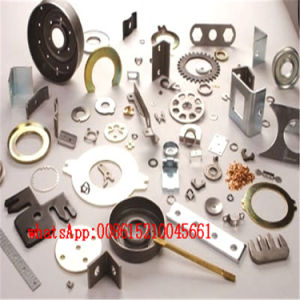 Copper Stamping Hardware Sheet Part for Electric pictures & photos