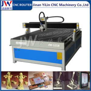 1218 Wood Advertising CNC Router for Engraving Carving pictures & photos