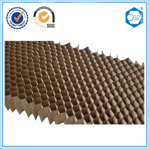 Various Cell Size Cardboard Honeycomb Core pictures & photos