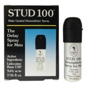 Stud 100 Male Sex Spray Sex Enhancer pictures & photos