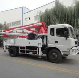 21m Working Range Truck Mounted Boom Pump pictures & photos