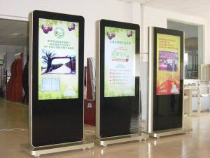 Mobile LED Display/Video Player for Bank pictures & photos